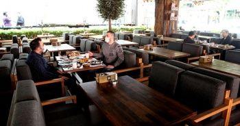 Kafeler ve restoranlara yüzde 50 sınırı