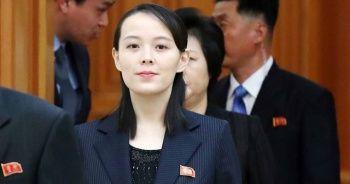 Kim Yong-un'un kız kardeşinden Güney Kore liderine sert sözler