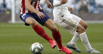 La Liga'daki Madrid derbisinde kazanan yok
