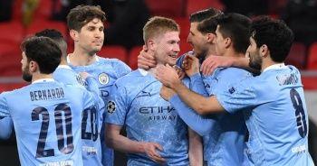 Manchester City, çeyrek finalde