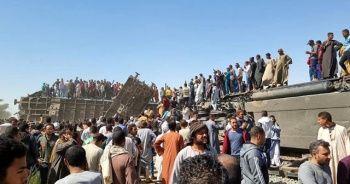 Mısır Sağlık Bakanlığı: Tren kazasında 32 ölü, 165 yaralı var