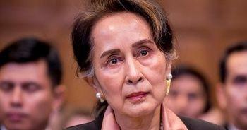 Myanmar'ın devrik lideri Suu Çii: Sağlığım yerinde
