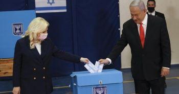 Netanyahu'nun partisi seçimleri önde götürüyor