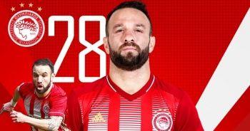 Olympiakos, Valbuena'nın sözleşmesini uzattı