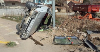 Otomobilin çarptığı emekli öğretmen hayatını kaybetti