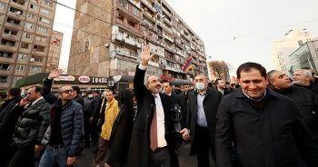 Paşinyan, Genelkurmay Başkanı Gasparyan'ı ikinci kez görevden aldı