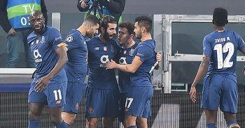 Porto, Juventus'u eleyerek çeyrek finalde