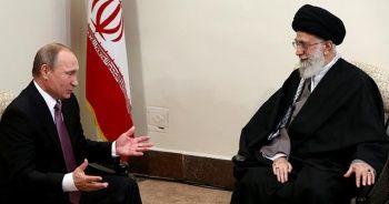 Putin, İran lideri Hamaney'e mesaj gönderdi