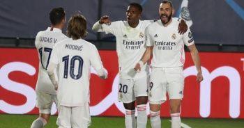Real Madrid, Atalanta karşısında zorlanmadı
