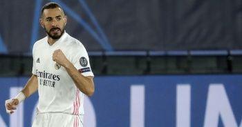 Real Madrid'e 3 puanı 90+1'de Benzema getirdi