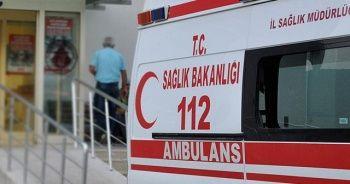 Samsun'da tabancayla kendini vuran genç ağır yaralandı