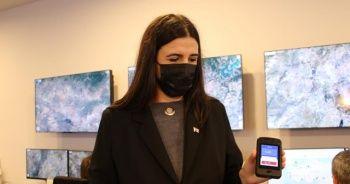 Şiddet mağduru kadınlar için Elektronik İzleme Merkezi