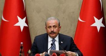 TBMM Başkanı Mustafa Şentop, Türkiye Romanlar Günü'nü kutladı