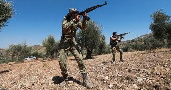 Tel Rıfat'ta iki SMO askeri şehit oldu
