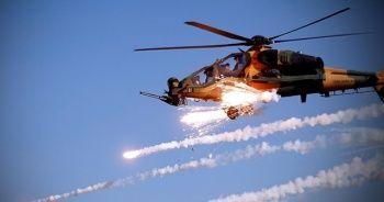 TSK, Tel Rıfat'taki 20'den fazla PKK hedefini imha etti