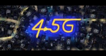 Turkcell'in 4.5G'siyle 5 yılda 6 milyar GB'ın üzerinde data kullanıldı