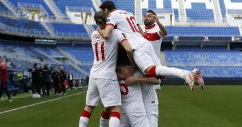 Türkiye-Letonya maçı seyircili oynanacak