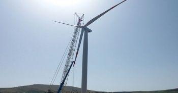 Türkiye'nin ilk rüzgar türbini Ar-Ge merkezi kuruldu