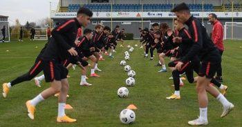 Ümit Milli Futbol Takımı yarın Sırbistan ile karşılaşacak