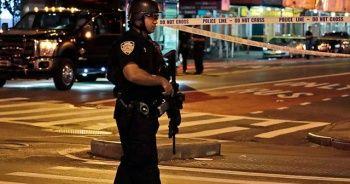 Washington DC'de silahlı saldırı: 4 yaralı