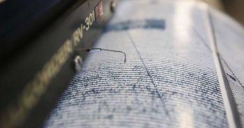 Yunanistan'da 5,0 büyüklüğünde deprem