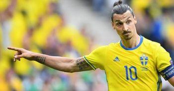 Zlatan Ibrahimovic milli takıma geri dönüyor