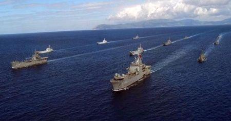 170 gemimiz Mavi Vatan'da boy gösterecek