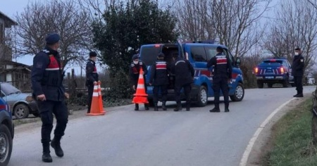 650 kişinin yaşadığı mahalle karantinaya alındı