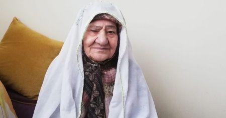 90 yaşındaki Hatice ninenin Erdoğan ve Bahçeli sevgisi