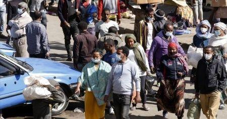 Afrika'da Kovid-19'dan ölenlerin sayısı 105 bin 718'e yükseldi