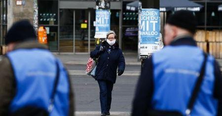 Almanya'da Kovid-19 vakalarının yüzde 46.1'i mutasyonlu