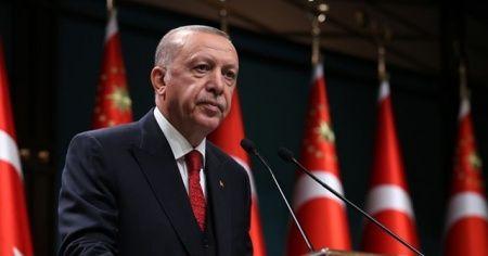 Cumhurbaşkanı Erdoğan'dan Korgeneral Osman Erbaş'ın oğluna taziye