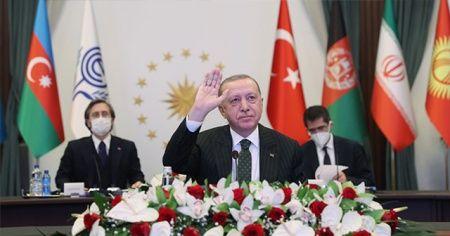 Cumhurbaşkanı Erdoğan: Karabağ'da önceliğimiz işgal hasarını gidermek