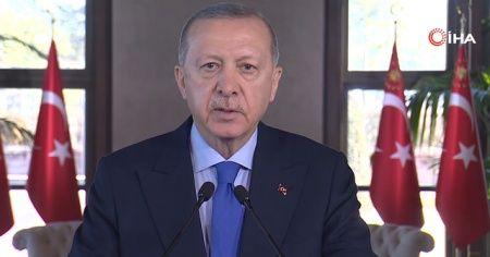 Cumhurbaşkanı Erdoğan: Ülkemize uluslararası sermaye girişleri arttı