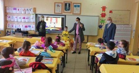 Edirne'de vakalar arttı, okullar tatil edildi