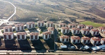 Elazığ'da 4 bin 700 konut için kura çekildi