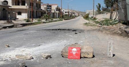 Fransa'da Esad rejimi hakkında suç duyurusunda bulundu