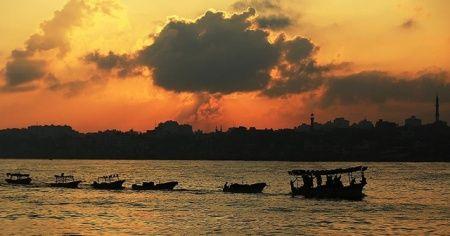 Gazze Şeridi açıklarına füze düştü, 3 balıkçı hayatını kaybetti
