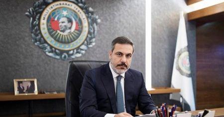 Hakan Fidan: İstihbarat alanında yeni metotlar geliştiriyoruz