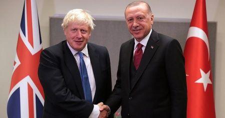 İngiltere Başbakanı Boris Johnson PKK'yı kınadı