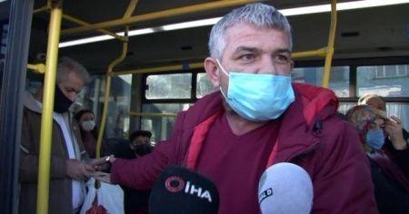 İstanbul'da fazla yolcu taşıyan minibüsçü: Tekrar fazla yolcu alacağım