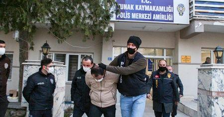 İstanbul'dan Konya'ya gelip öldürüp gitti