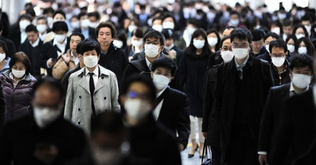 """Japonya Başbakanı Suga: """"OHAL'i 2 hafta daha uzatmayı düşünüyoruz"""""""