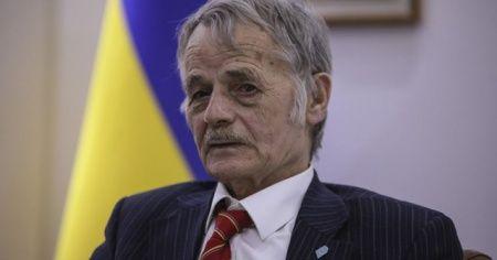 Kırımoğlu'nun Kırım'a giriş yasağını uzatılmasına tepki