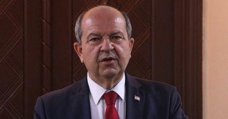 KKTC Cumhurbaşkanı Tatar'dan Türkiye'ye başsağlığı mesajı