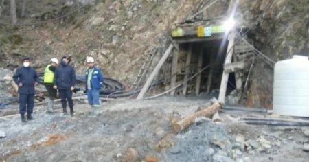 Maden ocağı göçtü; bir işçi toprak altında