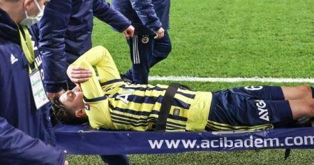 Mesut Özil'in bağlarında yırtık tespit edildi!