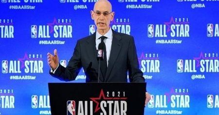 NBA komiseri Silver: FIBA ile mükemmel bir ilişkimiz var