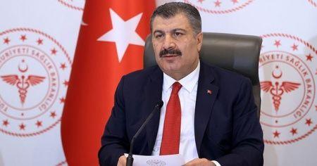 Sağlık Bakanı Koca: Sinovac aşısının etkinlik oranı yüzde 83,5