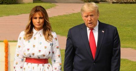 Trump ve eşi, Kovid-19 aşısı olmuş